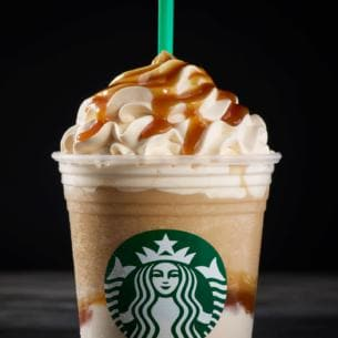 Starbuck's - Ultra Caramel Frappuccino