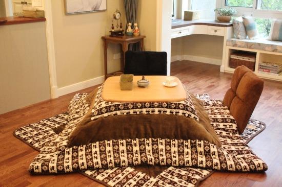 4pcs-set-Japanese-Kotatsu-Set-Table-Futon-Heater-Foot-Wamer-Heated-Table-Living-Room-Furniture