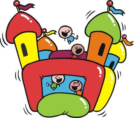 Clipart Bouncy Castle 18