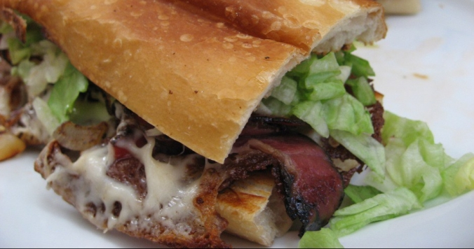 Grilled-Provolone-and-Pastrami-Sandwiches